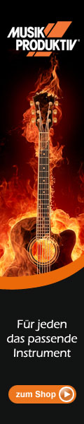 Musik Produktiv Skyscraper Guitar on Fire
