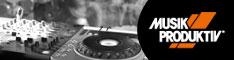 Musik Produktiv Banner DJ