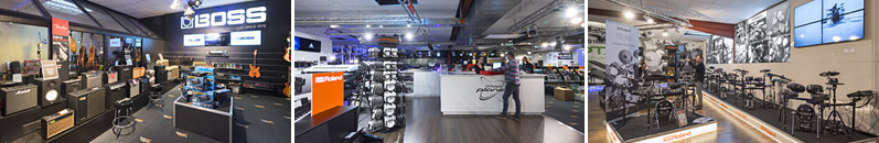 Roland Planet Store