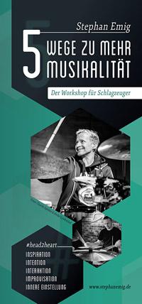 Stephan Emig Workshop