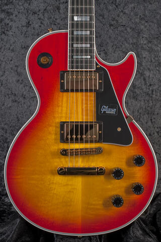 Gibson Les Paul Custom Heritage Cherry Sunburst GH