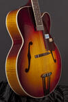 "Custom Shop Solid Formed 17"" Hollowbody Venetian (7)"