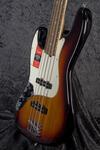 American Pro Jazz Bass LH RW 3TS (8)