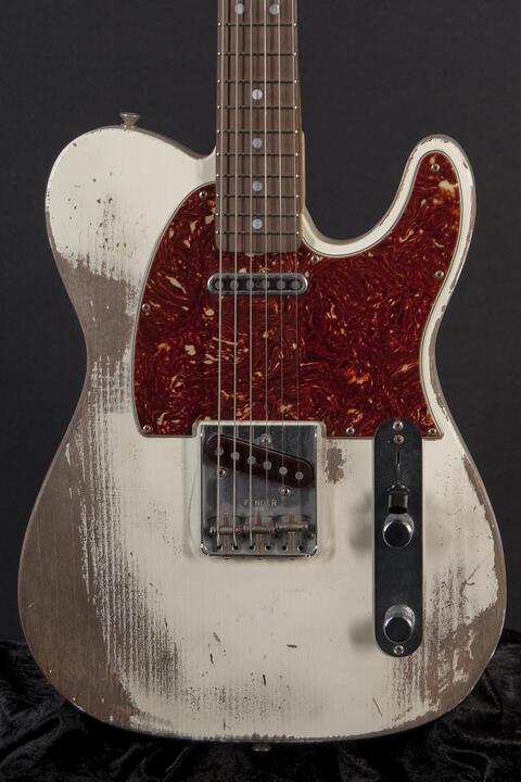 Fender Custom Shop '67 Telecaster, Aged White