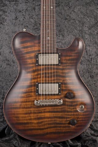 Nik Huber Redwood Tigereye Burst