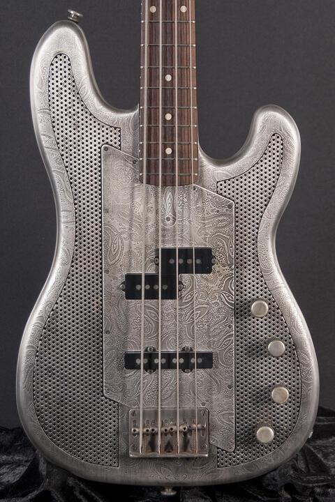 James Trussart Steelcaster Bass #15118