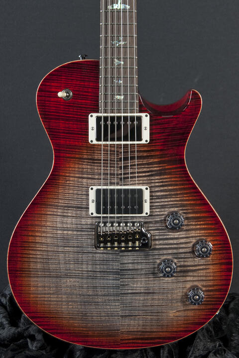 PRS Wood Library Tremonti Charcoal Cherryburst