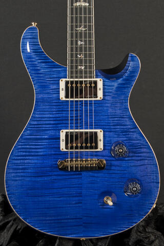 PRS McCarty 10 Top Faded Blue Jean