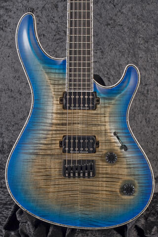 Mayones Regius Core 6 Jeans Black 3-Tone Blue Burst