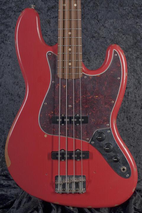 Fender Road Worn 60's Jazzbass FRD PF