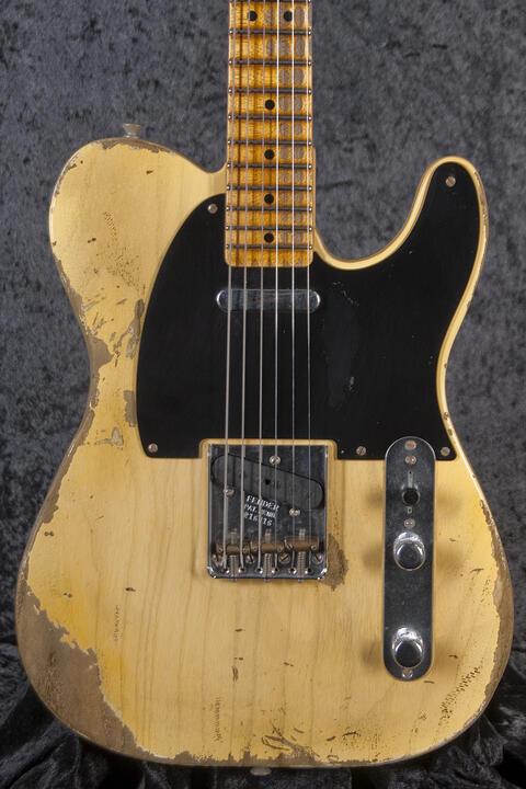 Fender Custom Shop 2017 Ltd.Ed. Heavy Relic Nocaster
