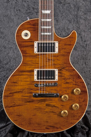 Gibson Les Paul Standard RockTop Fossilized Flame