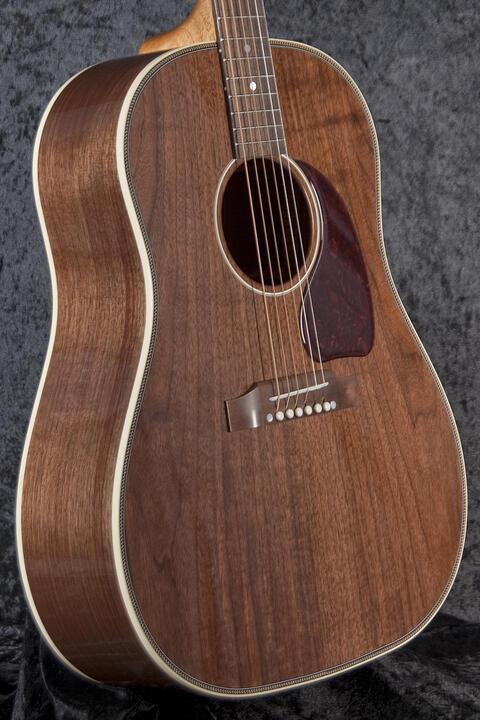 Gibson J-45 All Walnut Herringbone