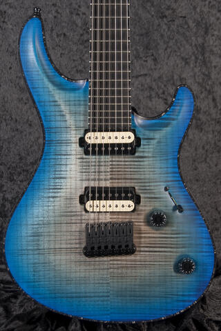 Mayones Regius Core 7 Black Jeans Blue