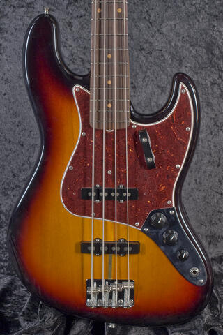 Fender American Original 60s Jazz Bass 3TSB