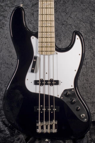 Fender American Original 70s Jazz Bass BK