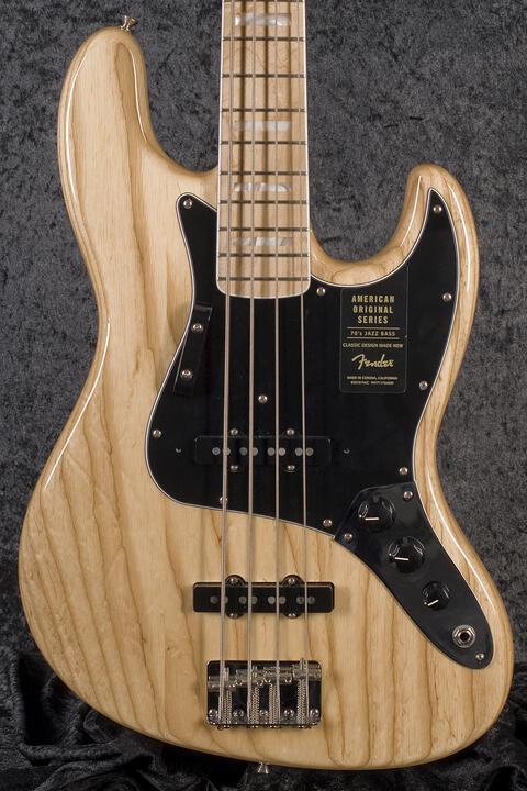 Fender American Original 70s Jazz Bass NAT