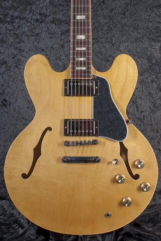 Gibson ES-335 Traditional, Dark Natural