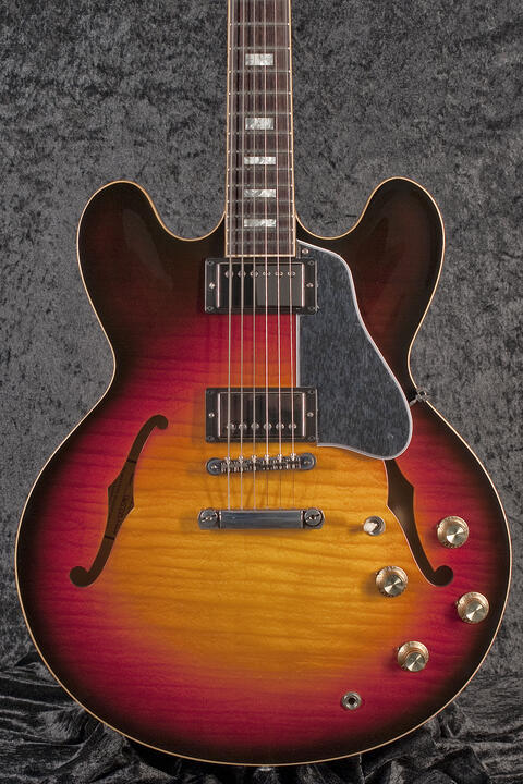Gibson ES 335 Figured Antique Sunburst