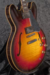 ES 335 Figured Antique Sunburst (7)