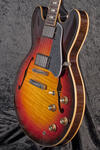 ES 335 Figured Antique Sunburst (8)