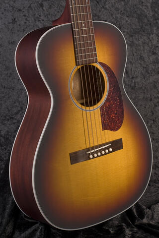 Guild M-40E Troubadour Antique Burst