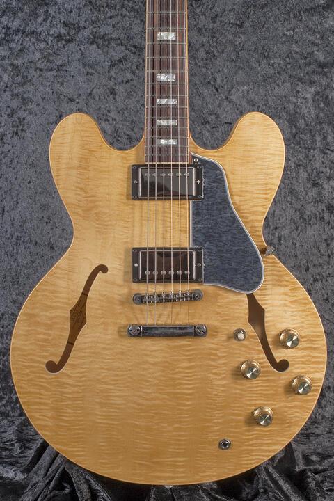 Gibson ES 335 Figured Dark Natural