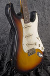 Traditional S aged 3-Tone-Sunburst, RW (7)