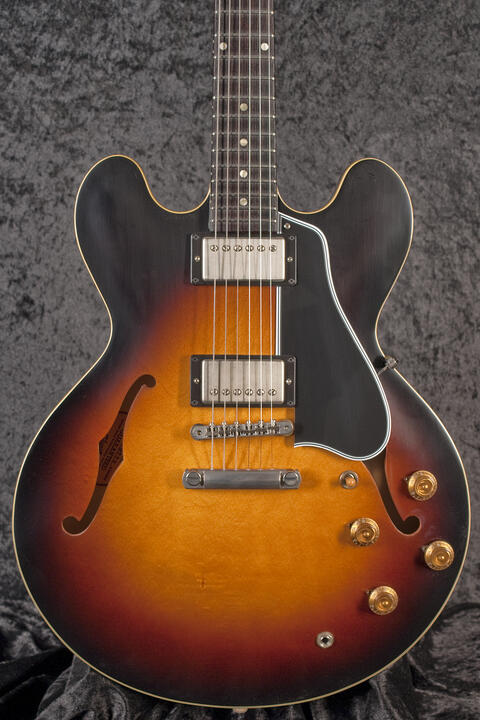 Gibson Custom Shop 1958 ES 335 VOS