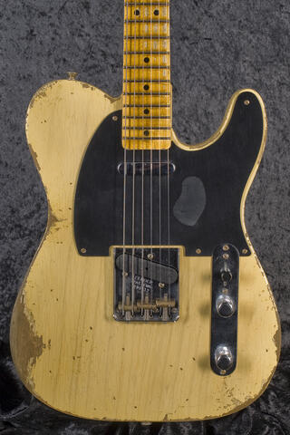 Fender Custom Shop '51 Nocaster Heavy Relic