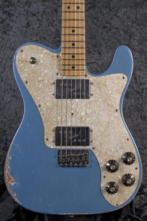Fender Custom Shop Masterbuilt'72 Telecaster Deluxe