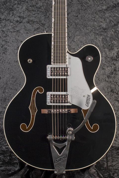 Gretsch Guitars G6136 Brian Setzer Phoenix BK