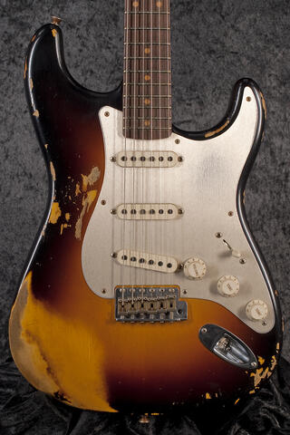 Fender CustomShop Ltd Edition 1959 Relic Stratocaster 3TS