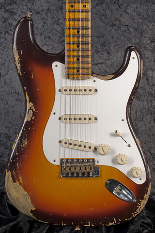 Fender CustomShop Ltd Edition 1958 Relic Stratocaster 3TS