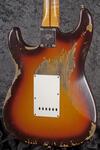 CustomShop Ltd Edition 1958 Relic Stratocaster 3TS (3)