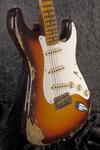 CustomShop Ltd Edition 1958 Relic Stratocaster 3TS (7)