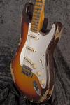 CustomShop Ltd Edition 1958 Relic Stratocaster 3TS (8)