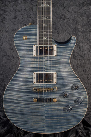 PRS Wood Library McCarty SingleCut 594 Faded WhaleBlue