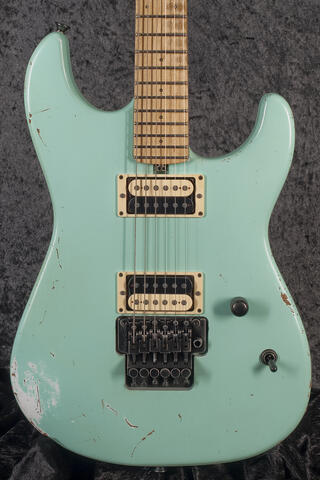 Friedman Cali, HH, Surf Green, Black HW