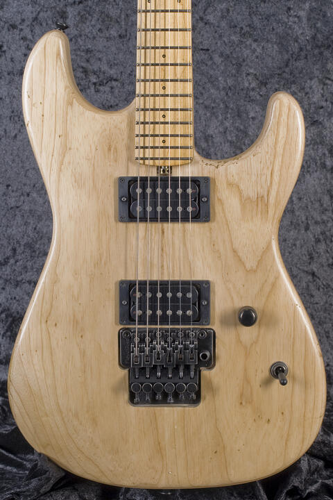 Friedman Cali, HH, Natural, Black Hardware