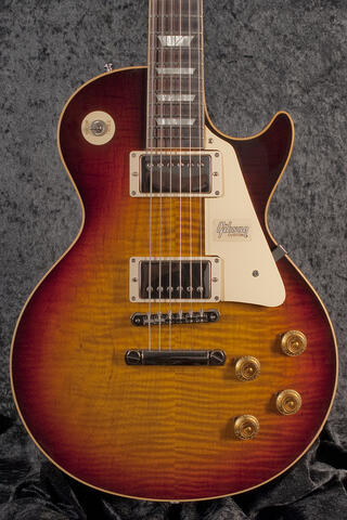 Gibson 1959 Les Paul Standard Reissue VOS Faded Tobacco