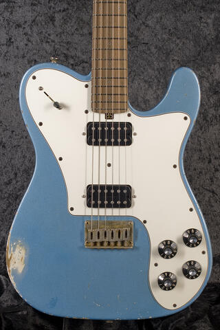 Friedman Vintage T Metallic Blue, HH