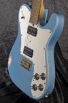 Vintage T Metallic Blue, HH (8)
