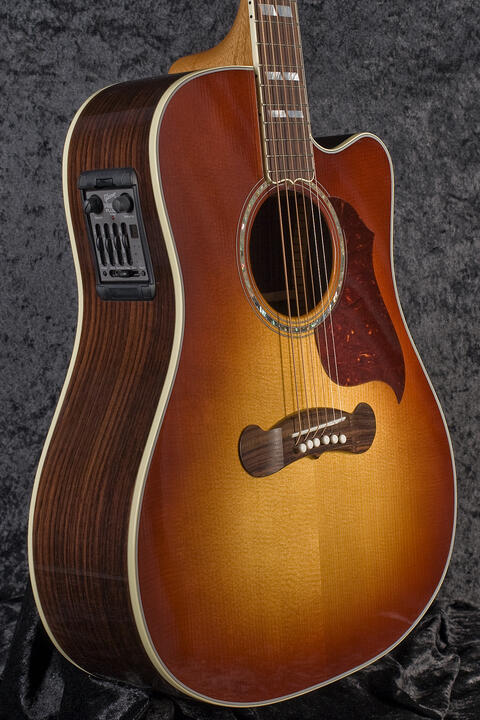 Gibson Songwriter Cutaway Burst