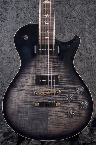 PRS SC594 Charcoal Burst, Soap Bars