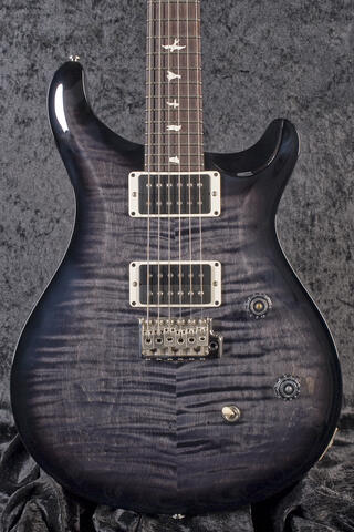 PRS CE24 Grey Black Smoked