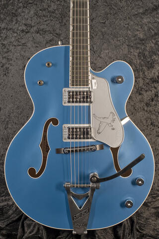 Gretsch Guitars Original G6136T-59 Falcon Lake Placid Blue