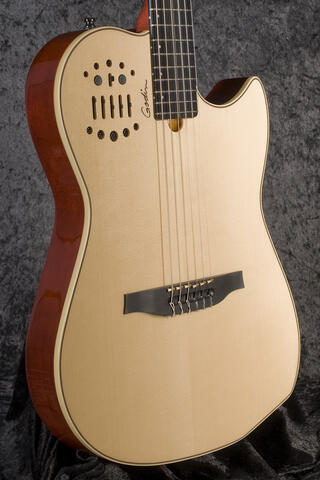 Godin Multiac Nylon Natural HG II