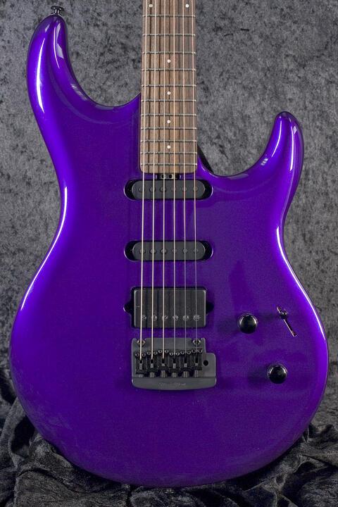 Music Man Signature Luke III, Firemist Purple
