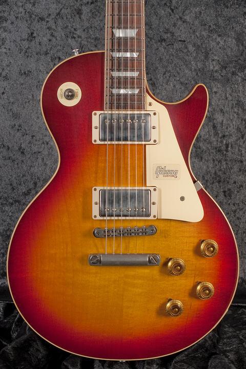 Gibson 1958 Les Paul Standard Reissue VOS VCS